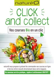 Catalogue NaturéO en cours, Click and collect, Page 1