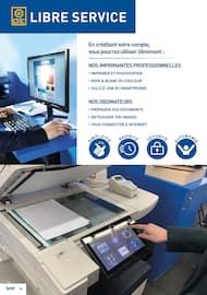 Catalogue Top Office en cours, Atelier Impression - Vous aider à mieux communiquer, Page 4