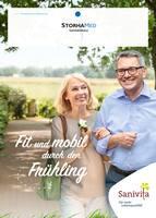 Aktueller StorhaMed GmbH Sanitätshaus Prospekt, Fit und mobil durch den Frühling, Seite 1
