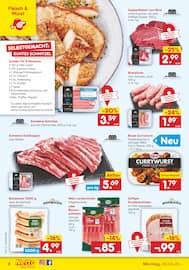 Aktueller Netto Marken-Discount Prospekt, GARANTIERT NIRGENDWO GÜNSTIGER, Seite 6
