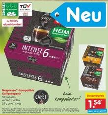 Kaffee von Cafèt im aktuellen Netto Marken-Discount Prospekt für 1.54€