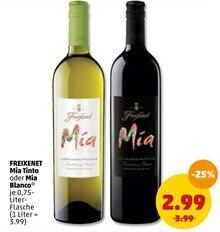 Alkoholische Getraenke von FREIXENET Mia im aktuellen Penny-Markt Prospekt für 2.99€