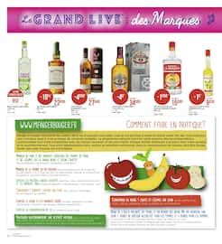 Catalogue Géant Casino en cours, Les promos montent le son !, Page 14