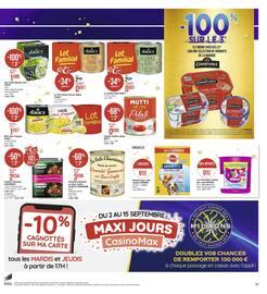 Catalogue Géant Casino en cours, La réponse en promos !, Page 17