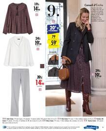 Catalogue Carrefour en cours, Le meilleur de la maille, Page 11