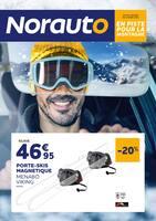 Catalogue Norauto en cours, En piste pour la montagne, Page 1