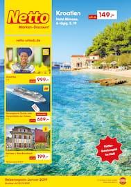 Netto Marken-Discount, Reisen … zu Netto-Preisen!  für Heiligengrabe