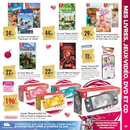 Catalogue Carrefour en cours, Un Noël gros comme ça, Page 61
