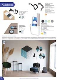 Catalogue Bureau Vallée en cours, Mobilier de bureau, Page 50