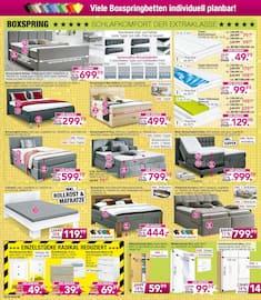 Aktueller SB Möbel Boss Prospekt, Beste Preise für alle!, Seite 8