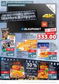 Aktueller Kaufland Prospekt, ECHT VIEL ECHT BILLIG. ALLES FÜR 1€, Seite 12