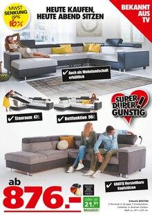 Seats and Sofas Fernseher im Prospekt Keine Lieferzeit