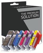 Cartouches compatibles pour PGI-580XL/CLI-581XL à Plein Ciel dans Levallois-Perret