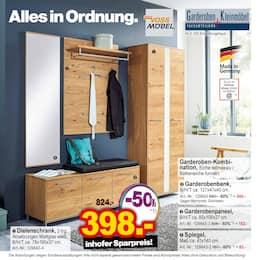 Aktueller Möbel Inhofer Prospekt, Europas größtes Ferien-Festival, Seite 60