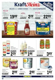 Aktueller Metro Prospekt, Gastro-Journal, Seite 16