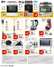 Catalogue Conforama en cours, Confochoc ! Onde de choc sur les prix !, Page 14
