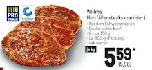 Grillfleisch von Willms im aktuellen Metro Prospekt für 5.98€