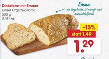 Backwaren im aktuellen Netto Marken-Discount Prospekt für 1.29€