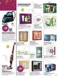 Catalogue Géant Casino en cours, Des cadeaux par milliers !, Page 13