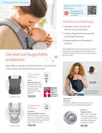 Aktueller BabyOne Prospekt, 9 Monate Vorfreude, Seite 8