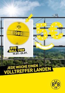 BVB FanShop, JEDE WOCHE EINEN VOLLTREFFER LANDEN   für Düsseldorf