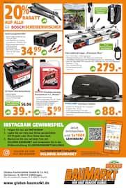 Aktueller Globus-Baumarkt Prospekt,  Globus-Baumarkt Online-Shop, Seite 24