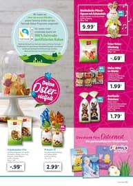 Aktueller Lidl Prospekt, So schmeckt Ostern!, Seite 21