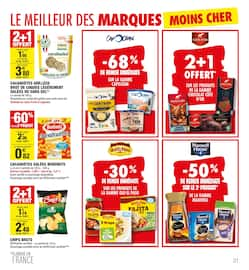 Catalogue Carrefour Market en cours, Vive l'été, cocktails, Page 31