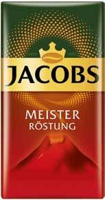 Kaffee von Jacobs Meisterröstung im aktuellen NETTO mit dem Scottie Prospekt für 3.29€