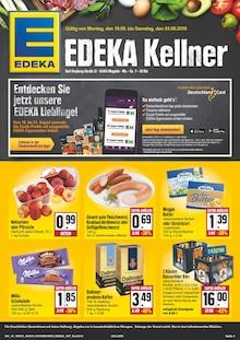 EDEKA, WIR LIEBEN LEBENSMITTEL! für Apolda