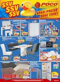 Aktueller POCO Prospekt, SSV - Spar-Preise ohne Ende, Seite 1