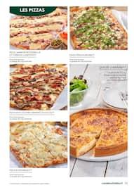 Catalogue Carrefour en cours, Traiteur - un buffet bien volontiers, Page 35