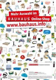 Aktueller BAUHAUS Prospekt, Fachprospekt Abenteuer Garten, Seite 68