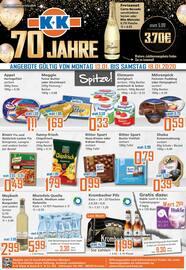 Aktueller K+K - Klaas & Kock Prospekt, Spitze!, Seite 1