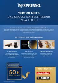 Aktueller Nespresso Prospekt, VERTUO NEXT: Die vielfältige Geschenkidee, Seite 2