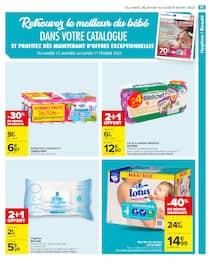 Catalogue Carrefour en cours, Chandeleur, des promos qui épatent, Page 51