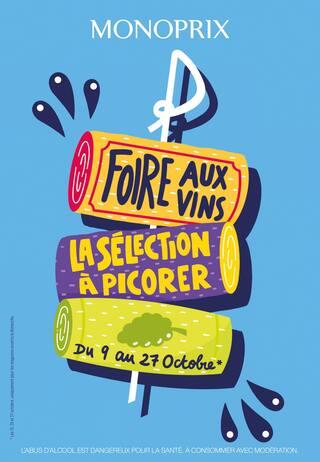 Catalogue Monoprix en cours, Foire aux vins : la sélection à picorer , Page 1