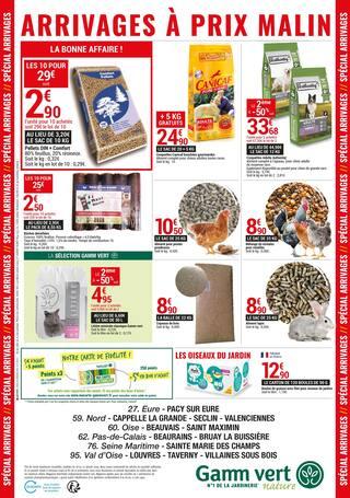 Catalogue Gamm Vert en cours, Arrivages à prix malin, Page 2
