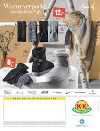 Aktueller K+K Schuh-Center Prospekt, Herbstlaune! , Seite 12