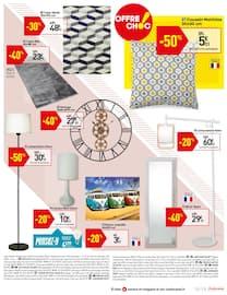 Catalogue Conforama en cours, #2 Rentrez moins cher, Page 13