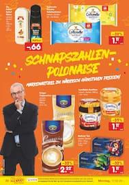 Aktueller Netto Marken-Discount Prospekt, DU WILLST NÄRRISCH GÜNSTIG EINKAUFEN? DANN GEH DOCH ZU NETTO!, Seite 20