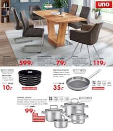 Aktueller Möbel Kraft Prospekt, Alles für Ihr schönes Zuhause! , Seite 1
