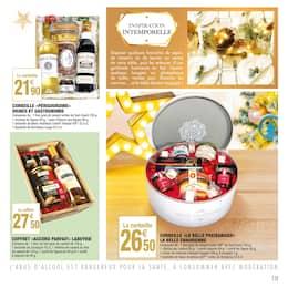 Catalogue Carrefour Market en cours, Noël historique, Page 19