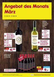 Netto Marken-Discount, Angebot des Monats März für München