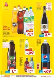 Aktueller Netto Marken-Discount Prospekt, Spar dir das Monatsende, Seite 16