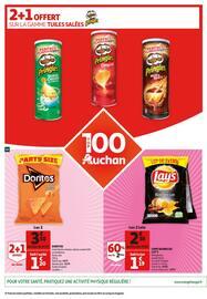 Catalogue Auchan en cours, Top 100 Auchan, Page 52