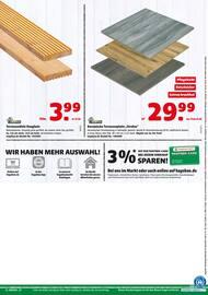 Aktueller hagebaumarkt Prospekt, HOLZIDEEN & MEHR FÜR IHREN GARTEN!, Seite 24