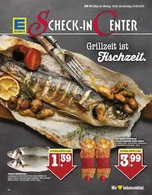 E center - Grillzeit ist Fischzeit.