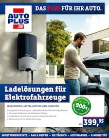 Aktueller AUTOPLUS Prospekt, Ladelösungen für Elektrofahrzeuge, Seite 1