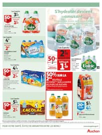 Catalogue Auchan en cours, L'escalope de veau à la crème responsable de Pierre., Page 23